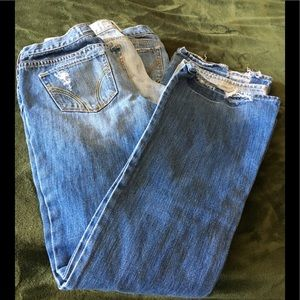 3 Hollister jeans